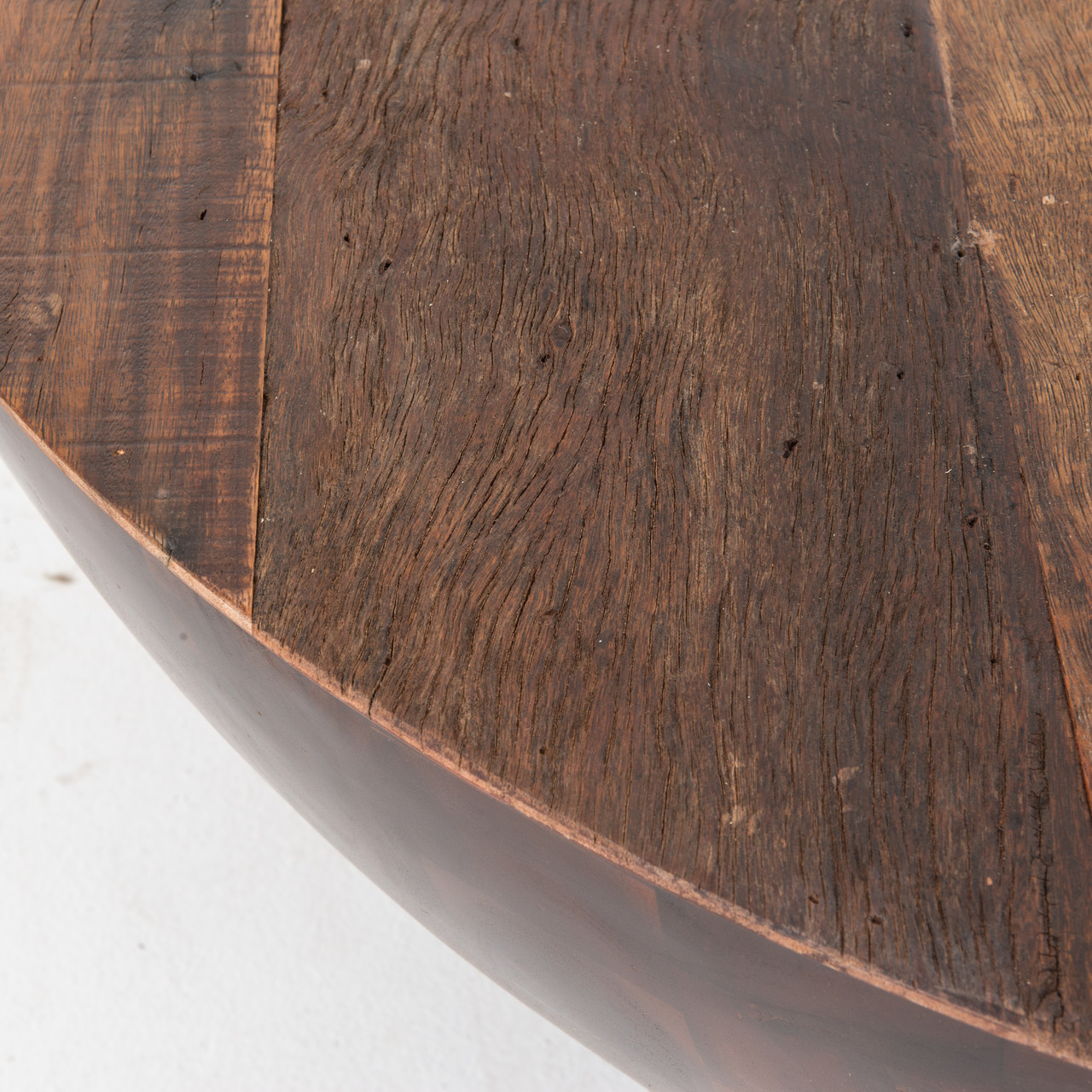 Ryan Reclaimed Wood Round Coffee Table 48 Quot Zin Home