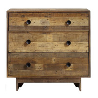 Angora 3 Drawer Chest
