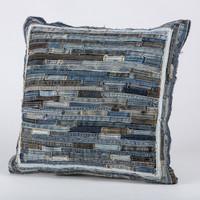 Cowboy Stripe Pillow