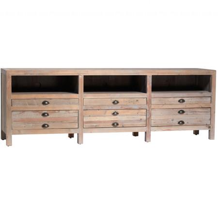 elegant plasma console 81 zin home. Black Bedroom Furniture Sets. Home Design Ideas
