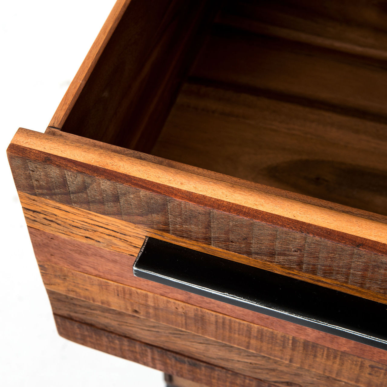 ... Emily Reclaimed Wood Dresser ... - Emily Reclaimed Wood Tall 5 Drawer Dresser Zin Home