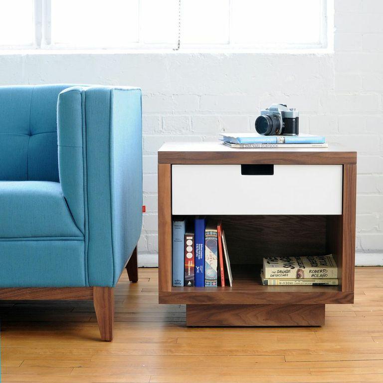 Modern End Table Ideas wilson end table | gus modern side tables | zin home