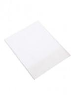 Mayfair White Flat Sheet