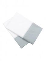 Mayfair Iced Blue Pillow Case