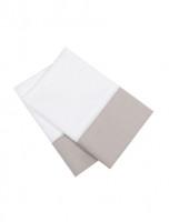Mayfair Dove Grey Pillow Case