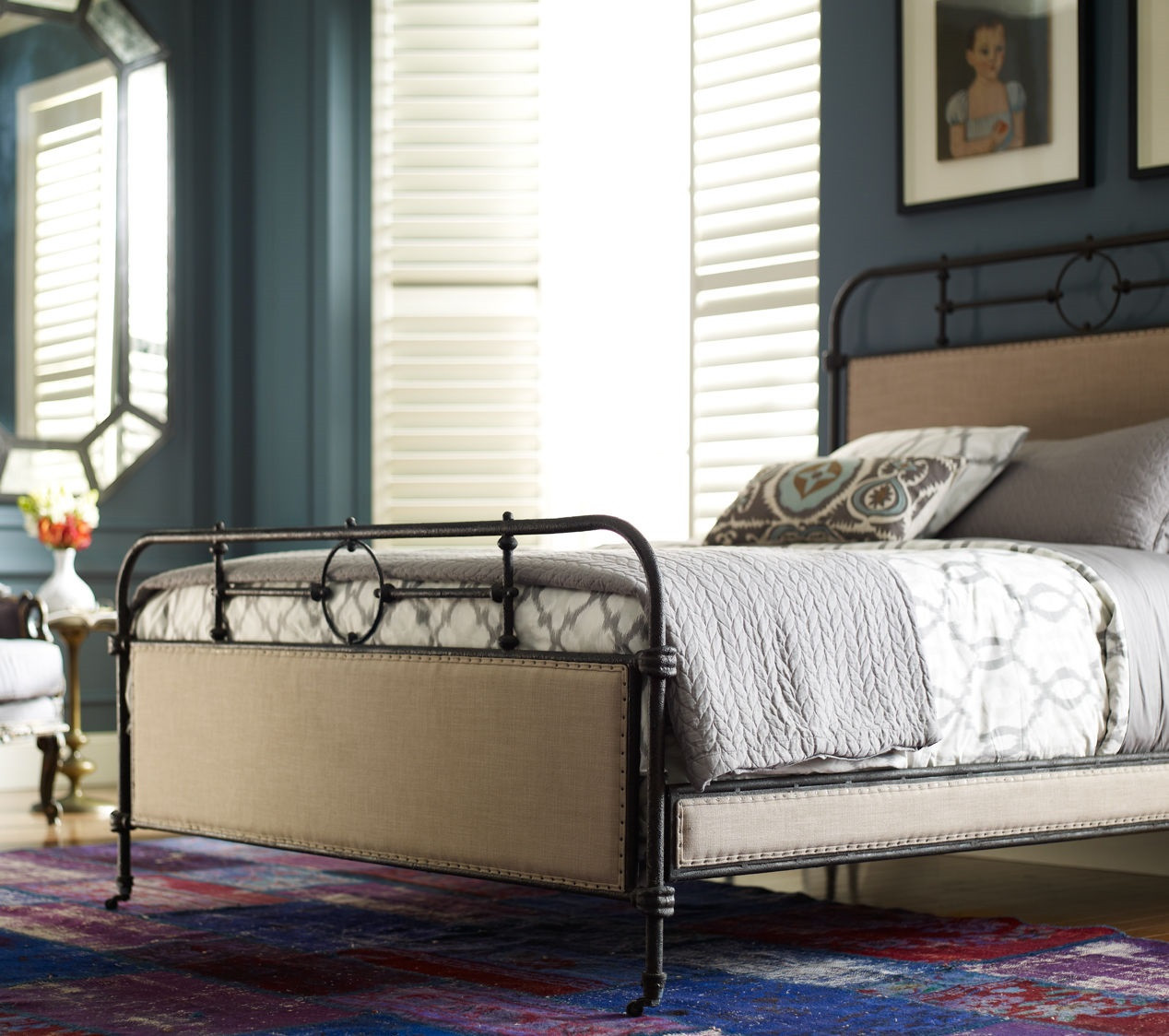 Cast Iron Bed Frame Ideas