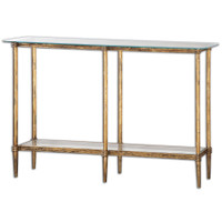 Art Deco Glass Console Sofa Tables