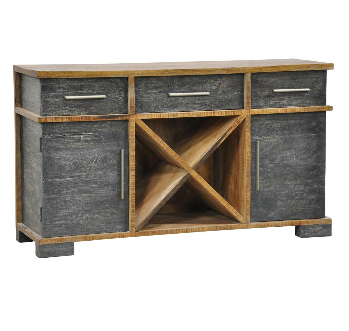 Rustic buffet table furniture - Image 1