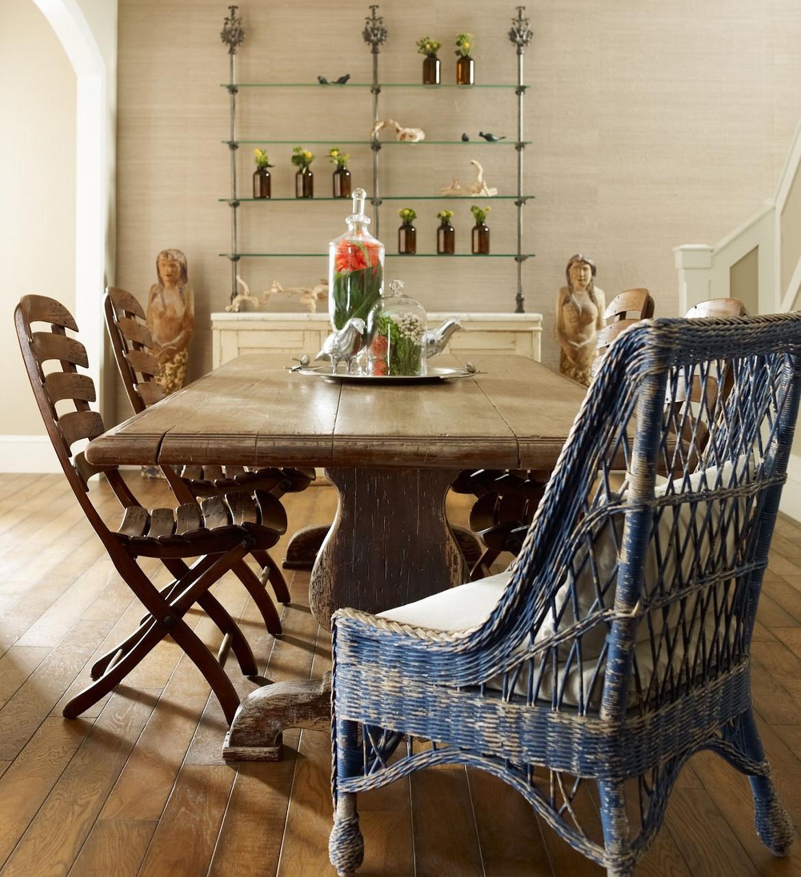 the indecent proposal solid walnut dining room table 84 zin home. Black Bedroom Furniture Sets. Home Design Ideas