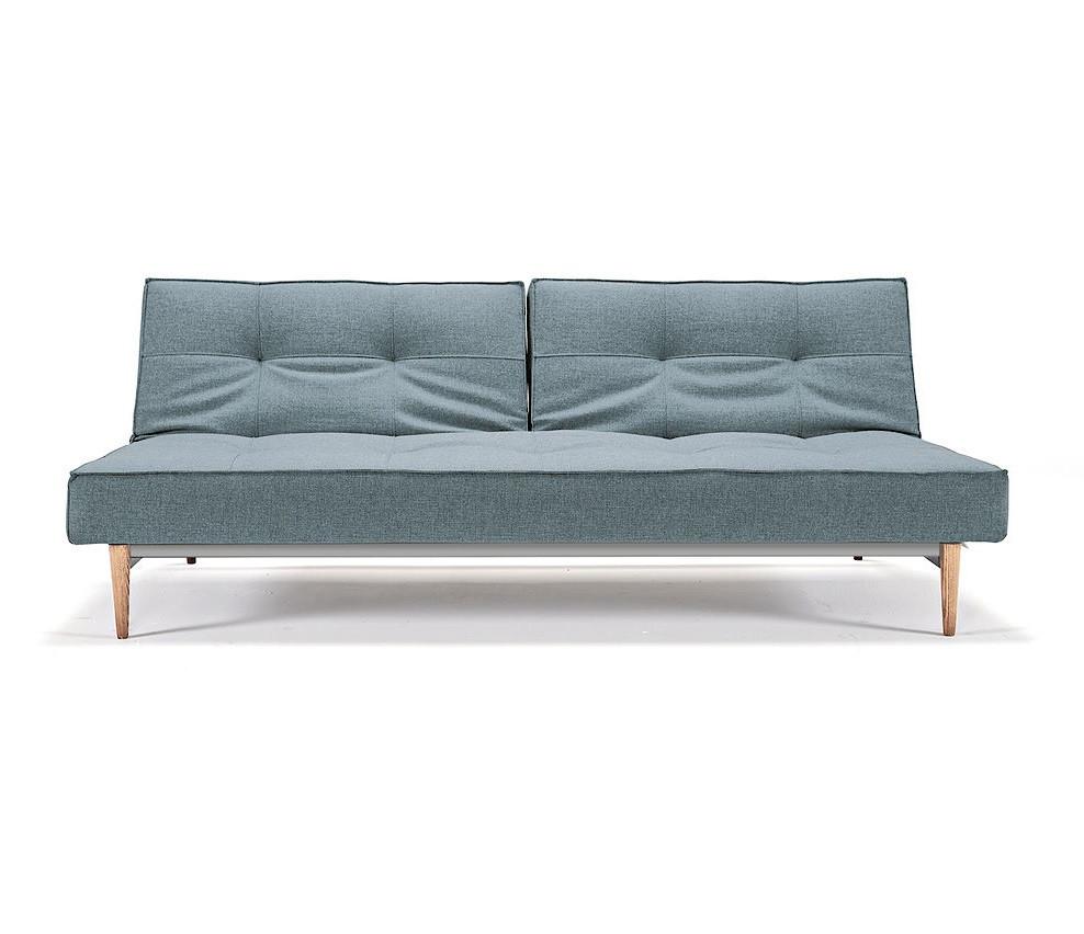 Modern Splitback Convertible Sofa Bed