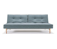 Split Back Deluxe Sofa Bed By Innovation.