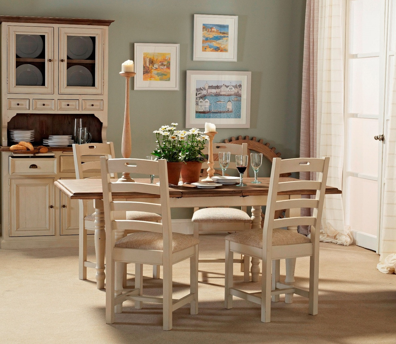 28 Cottage White Extendable Dining Room Whitesburg  : CottageExtensionWhiteDiningRoomTables64286142505580912801280 from www.tpod.us size 1280 x 1111 jpeg 416kB