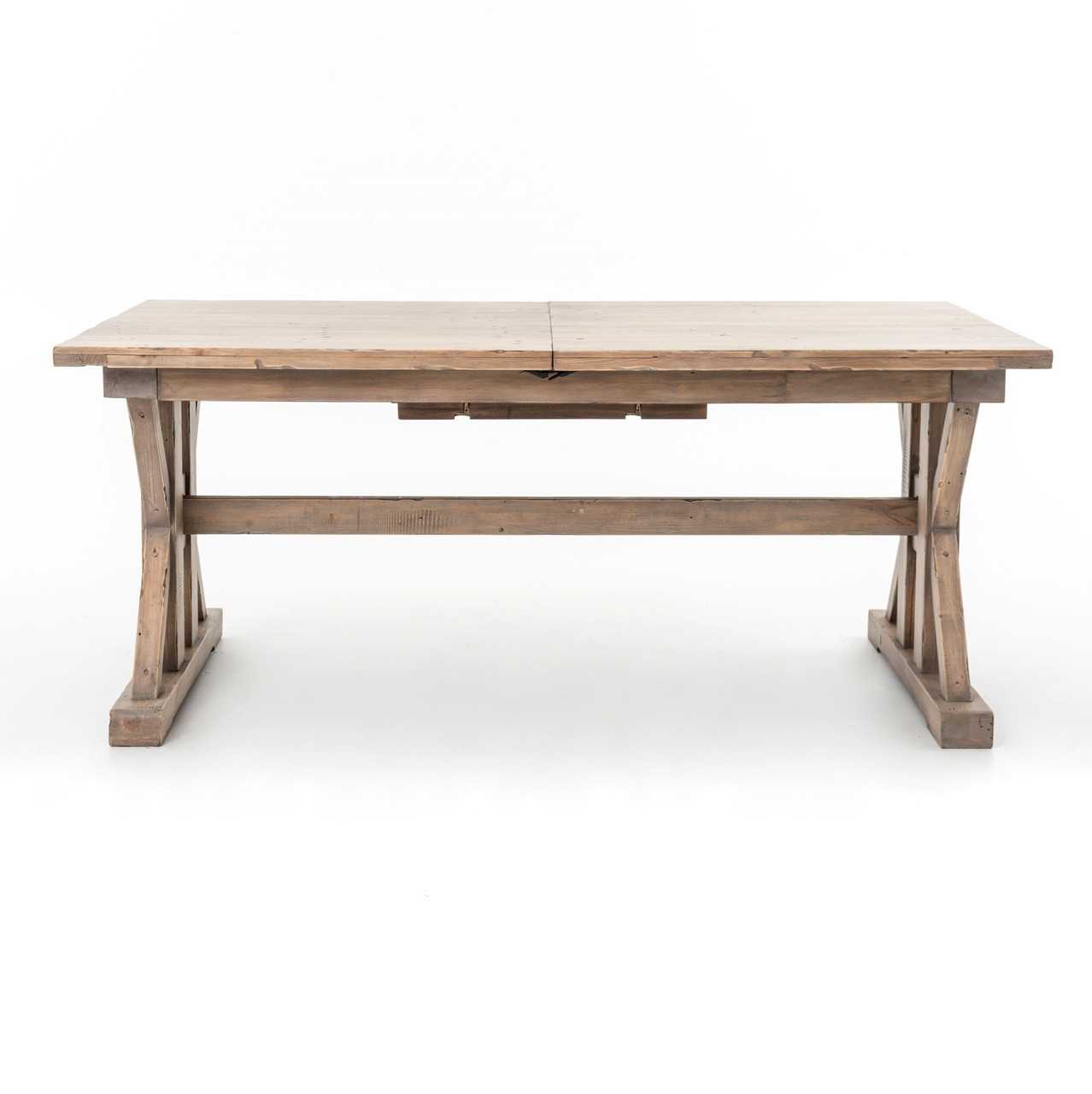 Coastal Natural Wood Trestle Extension Dining Table 96  : CoastalNaturalWoodTrestleExtensionDiningTable712197143138477212801280 from www.zinhome.com size 1278 x 1280 jpeg 121kB