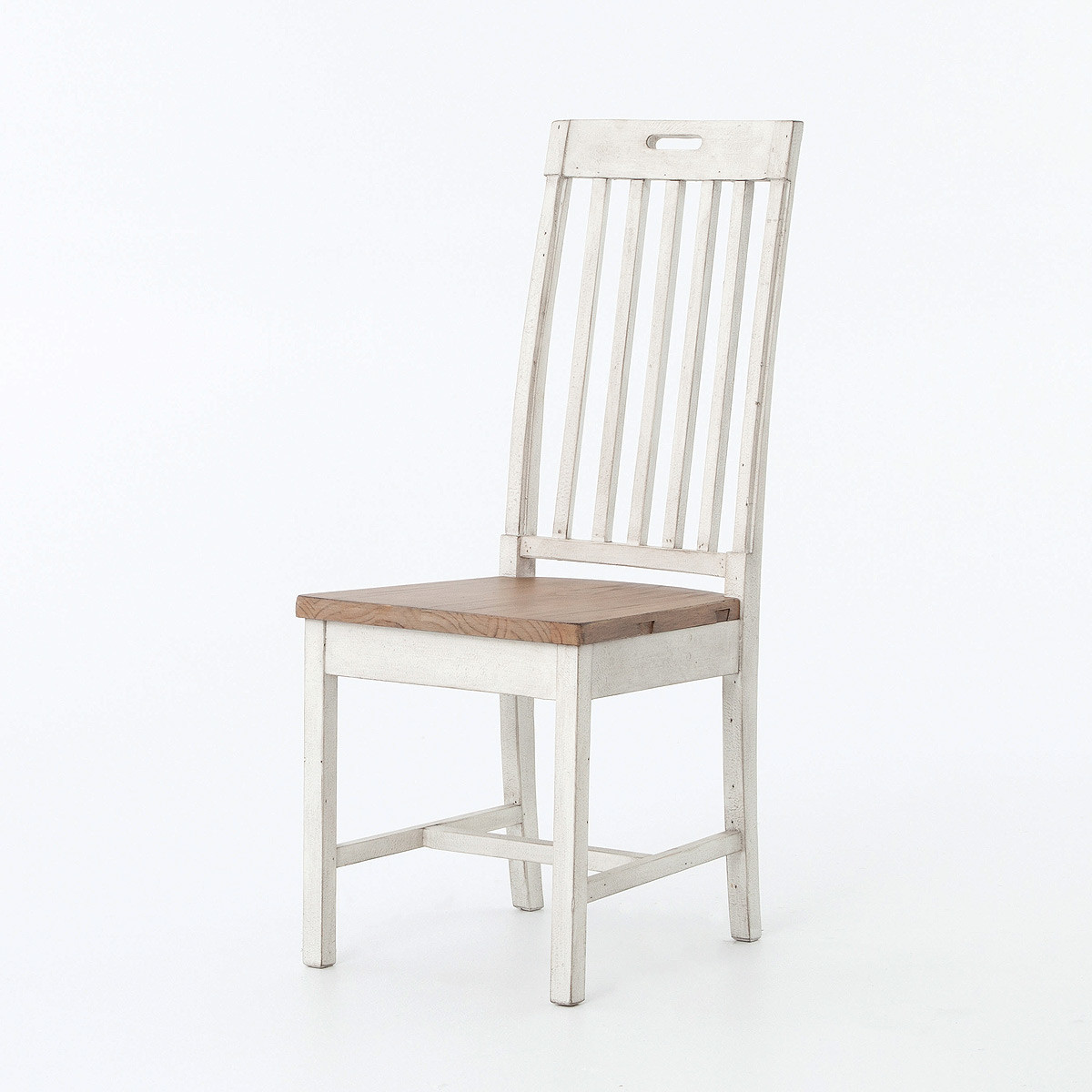 Rustic White Dining Chairs Fresh At Classic Traditional Room With