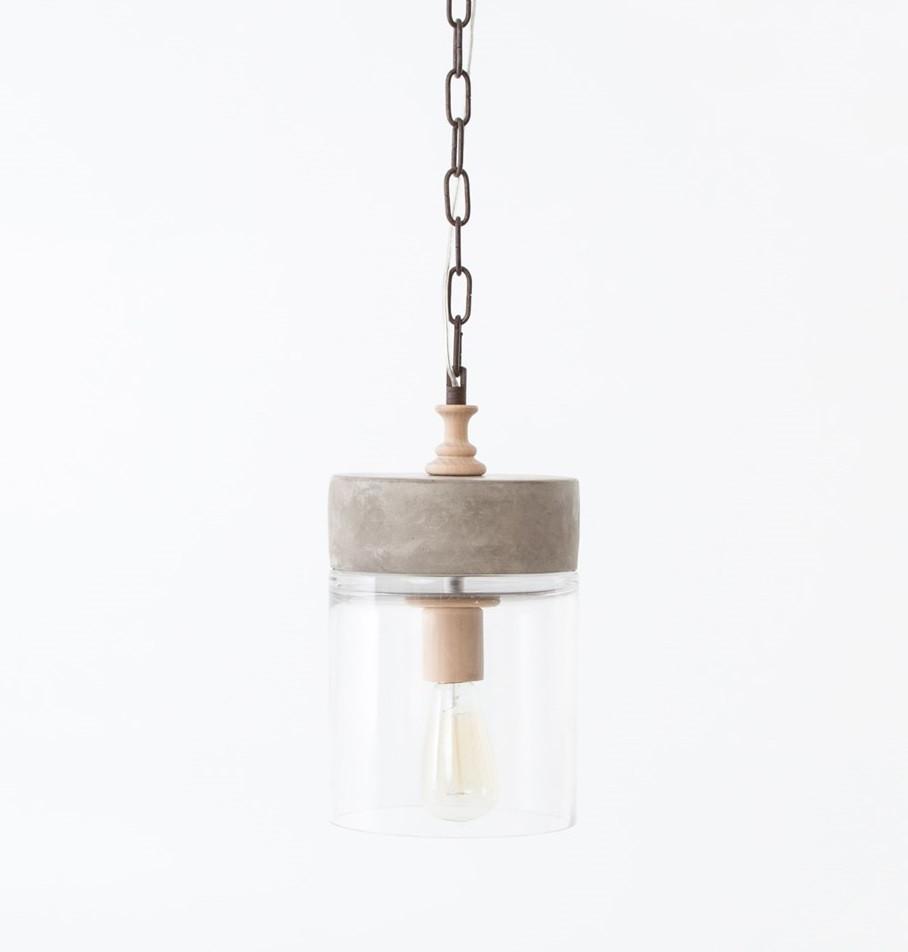 Handcrafted 14 Mason Jar Pendant Light Chandelier W Rustic: Concrete Mason Jar Chandelier