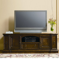 Universal Spanish Style Furniture Bolero Entertainment Console