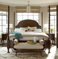 Sonoma king size poster bed