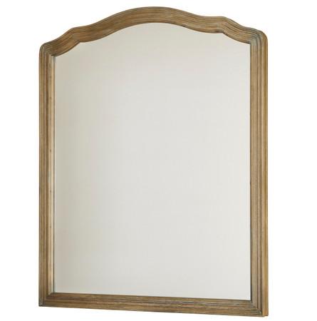 Devon French Oak Bedroom Mirror