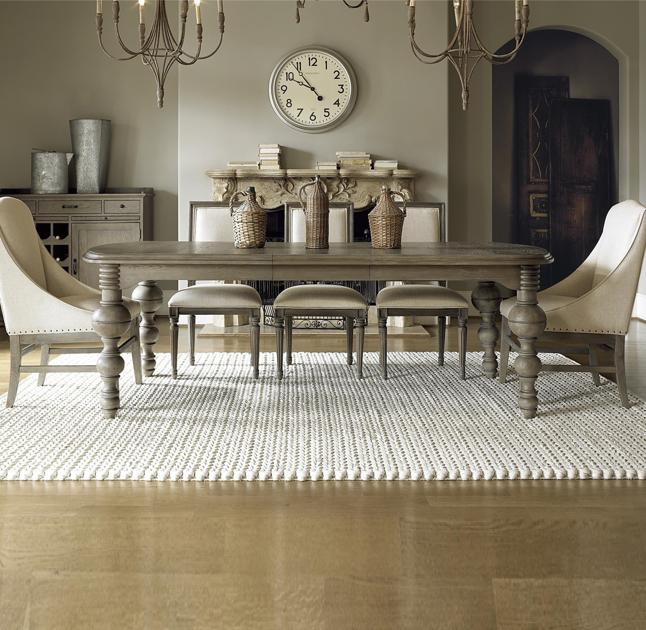 French Country Dining Room Ideas beautiful french country dining table part - 1: wisteria | home