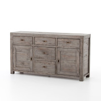 Parsons Reclaimed Wood Sideboard Buffet - Grey
