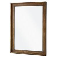 Maison Wooden Bedroom Mirror