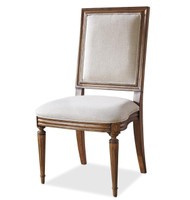 Maison Vintage French Upholstered Dining Side Chair