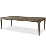 Playlist Vintage Oak Extension Dining Table 103""