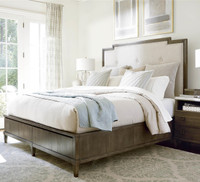 Playlist Queen Size Upholstered Platform Storage Bed