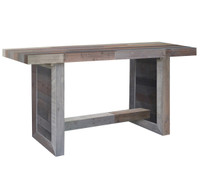 Angora Reclaimed Wood Counter Height Kitchen Table