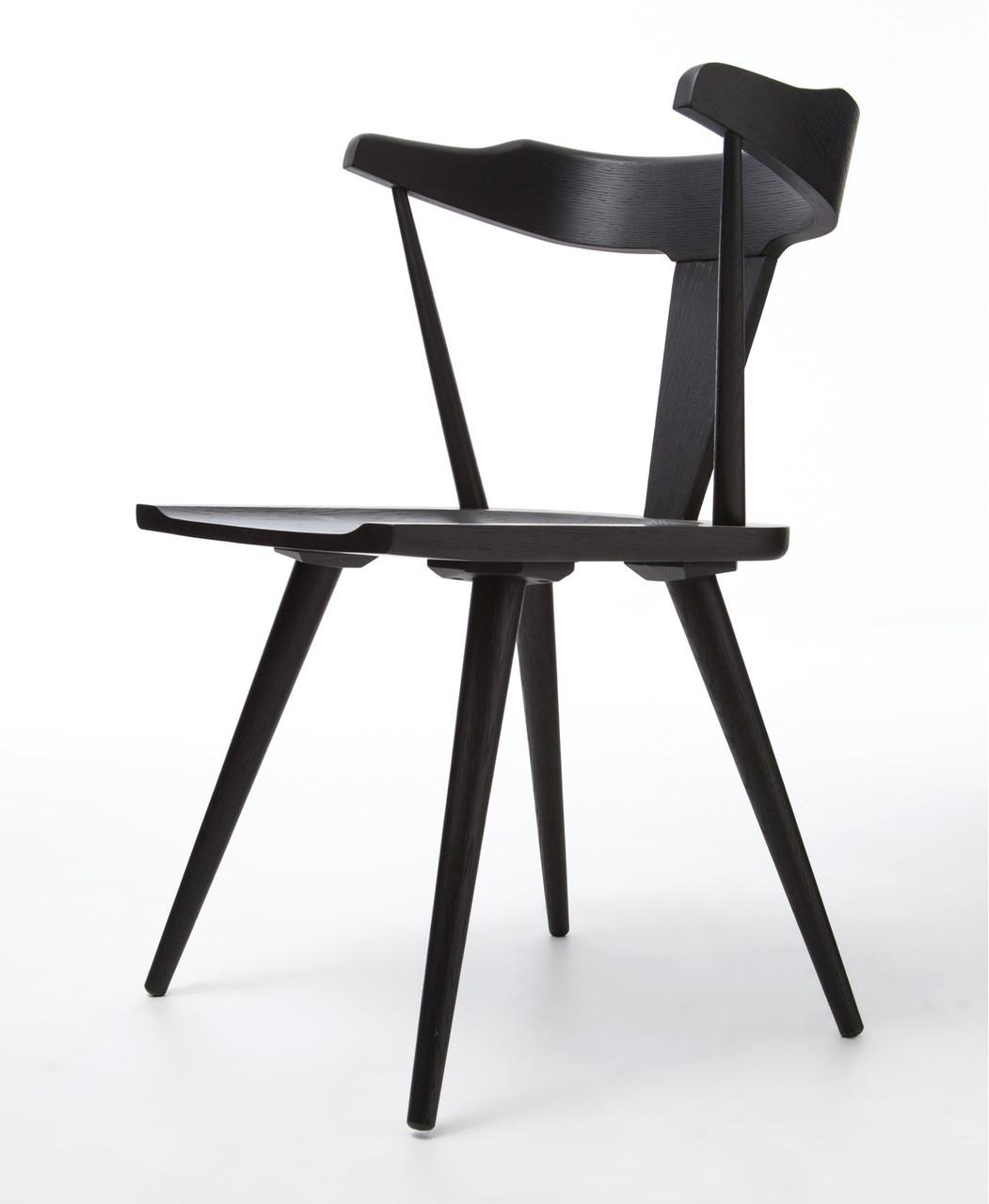 Ripley Black Oak Windsor Dining Chair