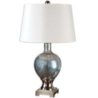 Mafalda Polished Chrome Plated Table Lamp