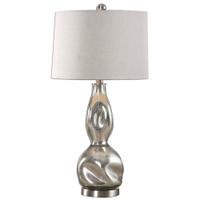 Dovera Mercury Glass Table Lamp