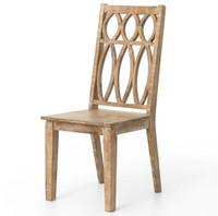 Magnolia Dining Chair-White Wash