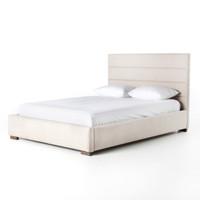 Ashford Modern Upholstered Platform Bed Frame