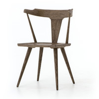 Ripley Grey Oak Windsor Dining Chair