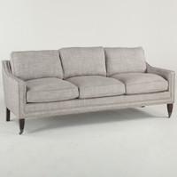 Pasadena Upholstered Three-Seater Sofa