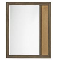 Soho Kids Mirror with Cork Board