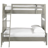 Grayson Modern Kids Twin over Full Bunk Bed