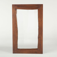 Brooklyn Loft Solid Wood Frame Mirror 62""