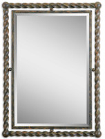Uttermost Garrick Wrought Iron Mirror