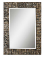 Uttermost Coaldale Bark Mirror