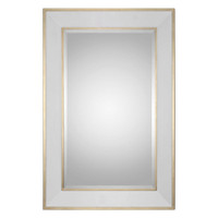 Uttermost Cormor White Mirror
