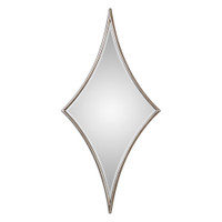 Uttermost Vesle Silver Diamond Mirror