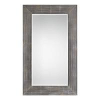 Uttermost Frazer Stone Gray Mirror