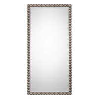 Uttermost Serna Antiqued Silver Mirror