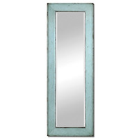 Uttermost Chasity Light Blue Leaner Mirror