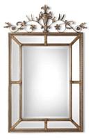 Uttermost Le Vau Vertical Silver Mirror