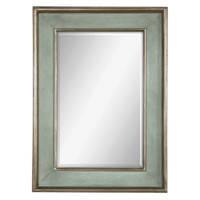 Uttermost Ogden Antique Light Blue Mirror