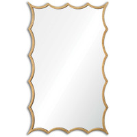 Uttermost Dareios Gold Mirror