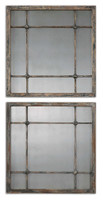 Uttermost Saragano Square Mirrors Set/2